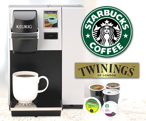 Starbucks at Work Keurig