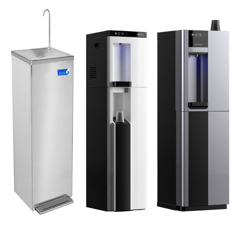 Contactless Foot Pedal Water Coolers
