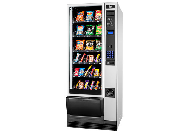 Necta Jazz Snack Vending Machine Or Combination Snacks