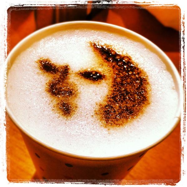 Can vending machines make latte art? - pic 3