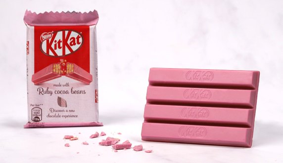 Ruby KitKat Bar