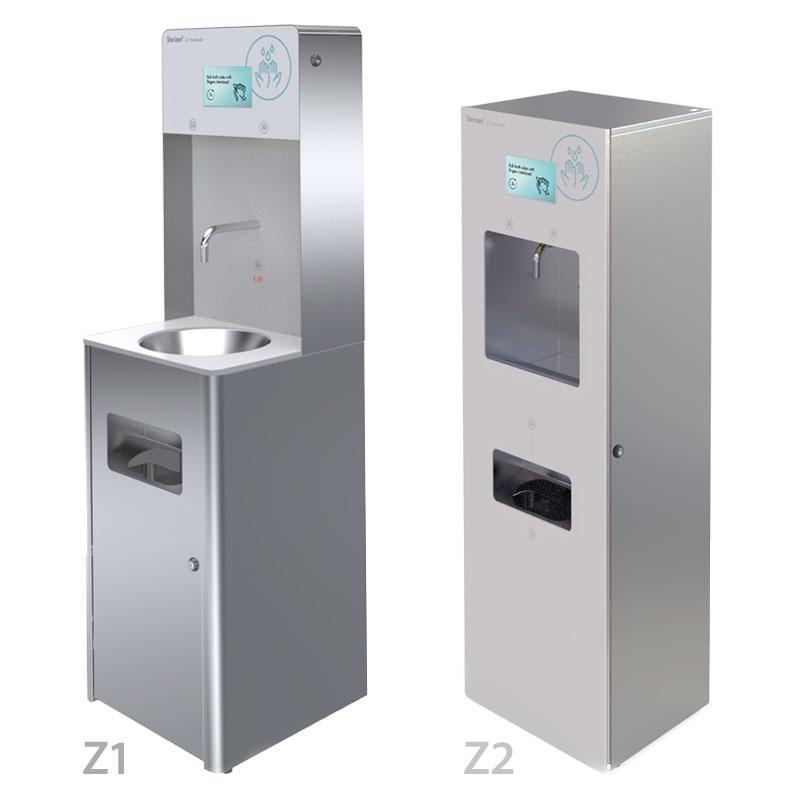 Sterizen Handwash Z1 and Z2